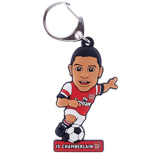 Arsenal Player Keyrings