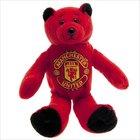 Man Utd Beanie Bear