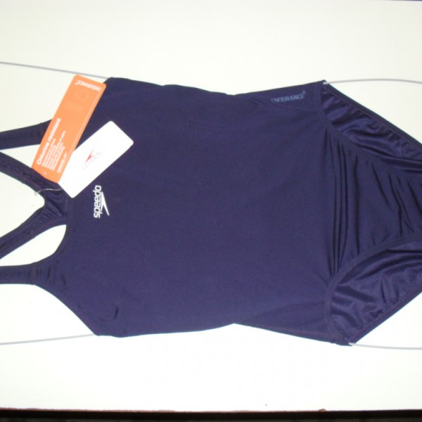 Womens Speedo Medalist Swimming Costume