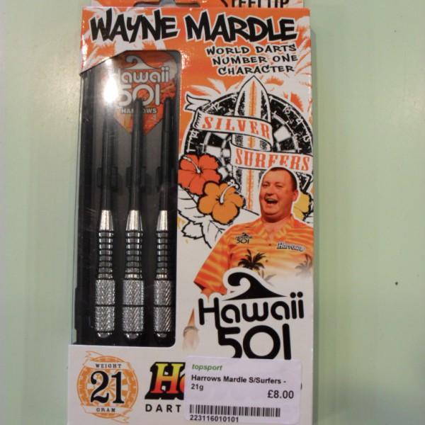 Harrows Mardle Darts Set