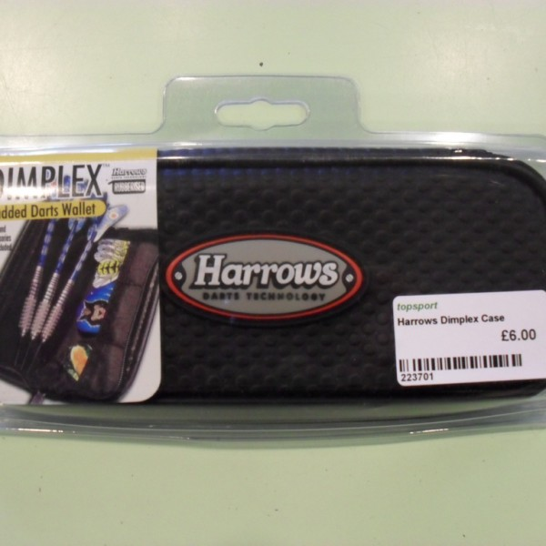 Harrows Dimplex Darts Wallet