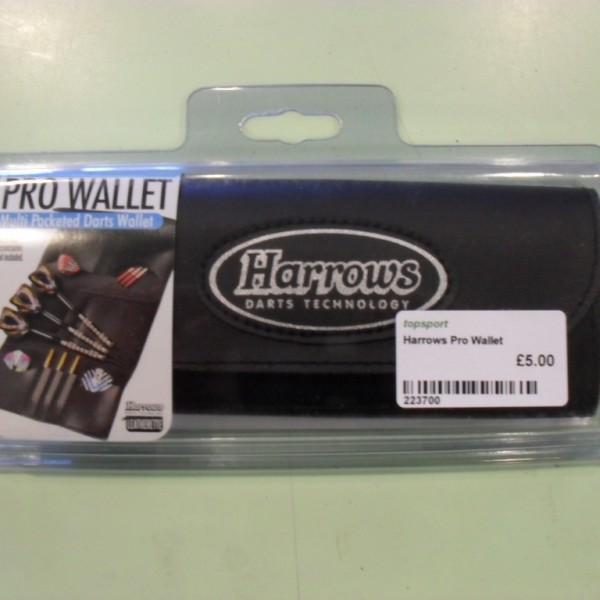 Harrows Pro Darts Wallet