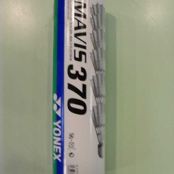 Yonex Mavis 370 Shuttlecocks Fast