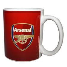 Arsenal Mug